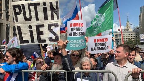 Proteste in Moskau: Ist Veränderung von unten möglich?