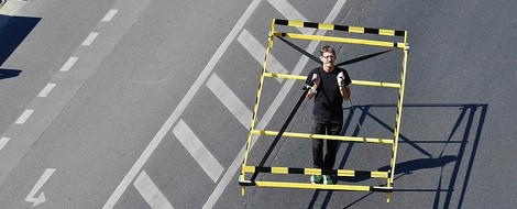 So geht Verkehrswende: Macht auf jeder großen Straße eine Spur für alle frei, die nicht Auto fahren