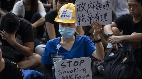 Was passiert, wenn die Demonstrationen in Hongkong eskalieren?
