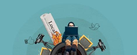 Journalismus&Netz im Juli mit Hate Aid, Uli Köppen und Florian Wintterlin