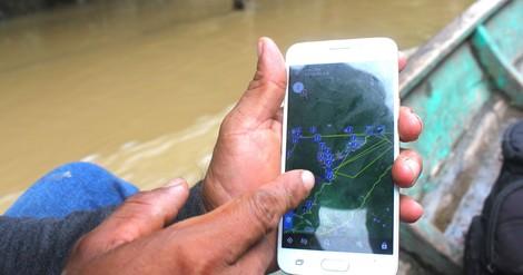 Die Shipibo setzen Smartphones und Drohnen ein, um den peruanischen Regenwald zu schützen