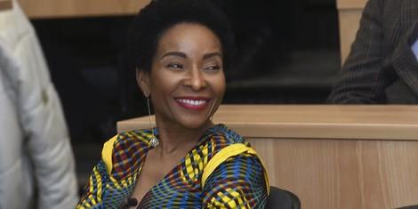 Black Power mit Mamokgethi Phakeng, Südafrikas erster schwarzer Unipräsidentin
