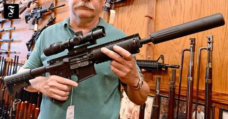 Colt verkauft keine Sturmgewehre mehr an Zivilisten: Ein Waffenbauer mit einem klugen Selbstverzicht