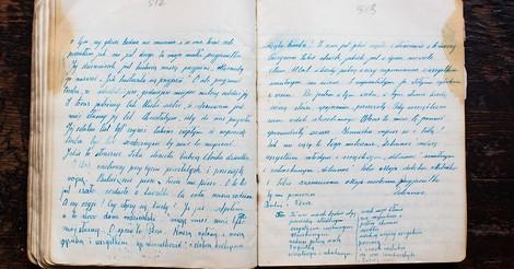 Die Schrecken des Krieges, der Terror der Verfolgung – Renia Spiegels Tagebuch aus Polen