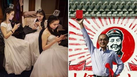 Die Jubelfeiern zum 70. verdrängen, wie China wurde, was es ist