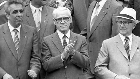Die verzweifelten letzten Sitzungen des Zentralkomitees der DDR