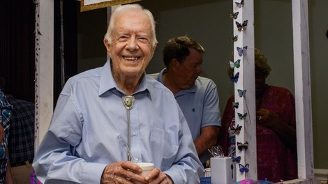 Ein Stück aus dem ländlichen Amerika: Jimmy Carter in Plains