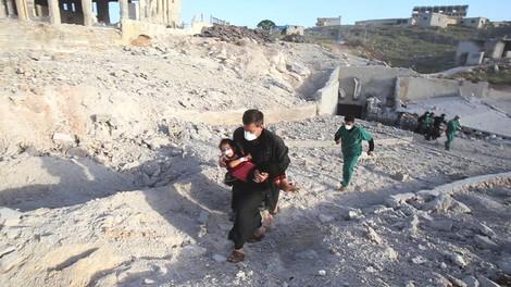 So geht Recherche: Beweise für russische Kriegsverbrechen in Syrien