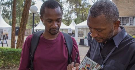 Hunger nach Büchern: Kenias lebendige Literaturszene