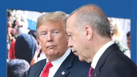 Machtteilung: So hätten die USA die türkische Offensive verhindern können
