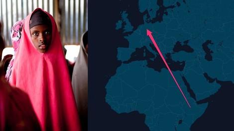 """Was sich wirklich hinter den """"Resettlement""""-Flügen nach Deutschland verbirgt"""