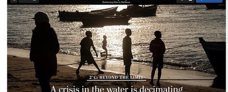 Klimawandel in der Welt: Angolas Fischer