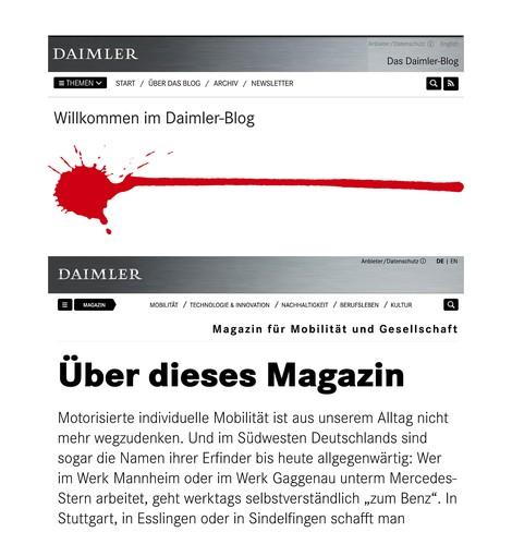 Egal ob Blog oder Magazin – Qualität, Konsistenz und regelmässige Erscheinungsweise entscheiden