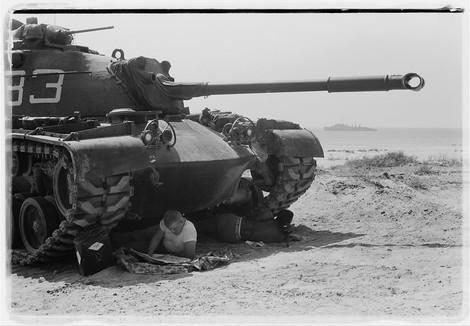 Beirut 1958: Der erste US-Kampfeinsatz im Mittleren Osten