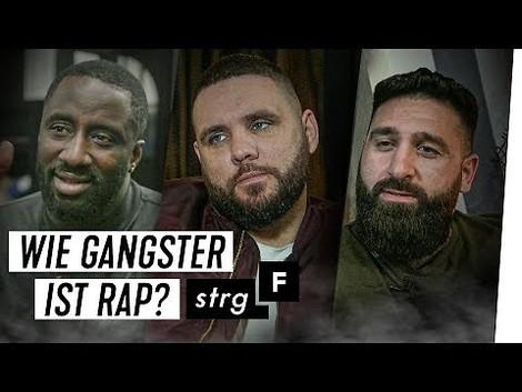 """Wie viel """"Gangster"""" steckt im deutschen Gangsterrap?"""