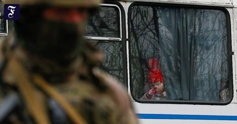 Im Schatten des Krieges – das Dorf Sajtsewe an der ukrainischen Front