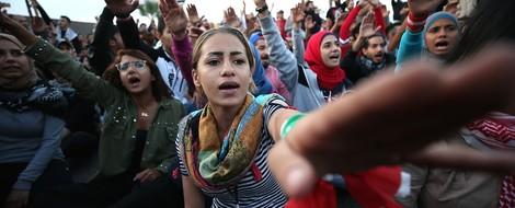 Die Revolution im Libanon ist weiblich