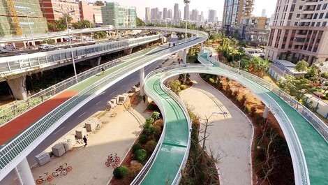 Acht Ideen, wie Radfahren in deutschen Städten sicherer und angenehmer werden kann