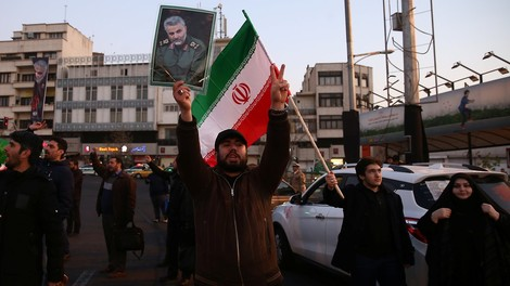 Das iranische Regime kämpft ums Überleben