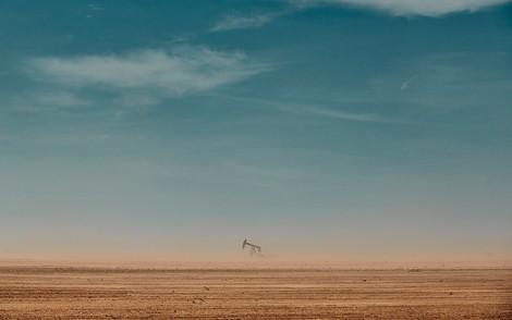 Dieser Podcast erzählt, wie es sich im Inneren eines Ölbooms anfühlt