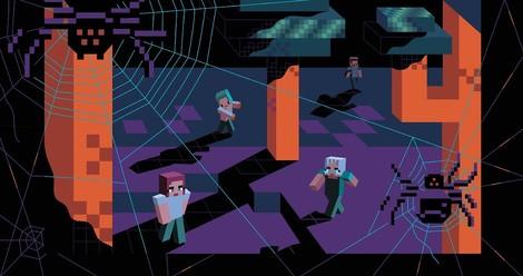 Wie hält man digitale Spielplätze frei von dunklen Gestalten?