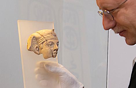 Ein rätselhafter Pharaonen-Mord und seine literarischen Folgen