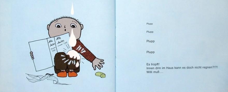 Kinderbücher 20: Willi Wiberg