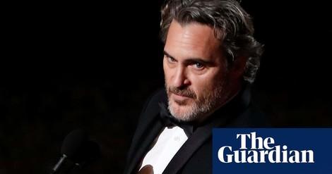 Joaquin Phoenix' Oscar-Rede