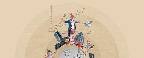 Was blieb von der Globalisierungskritik? Donald Trump