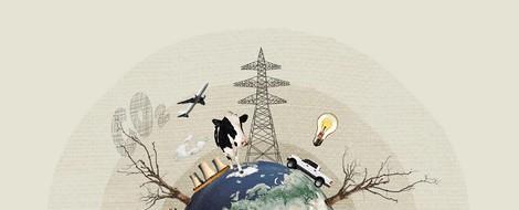 Wirtschaftlich betrachtet sind 2 Grad Erderhitzung das Optimum