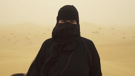 Hissa Hilal – eine Stimme hinter dem Schleier