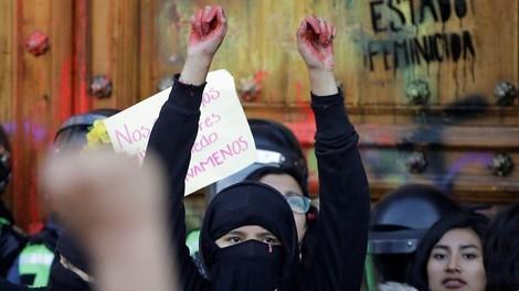 Mörderischer Krieg gegen Frauen in Mexiko