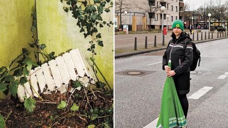 Können die Grünen Ärmere ansprechen? Eine Reportage aus dem Hamburger Wahlkampf