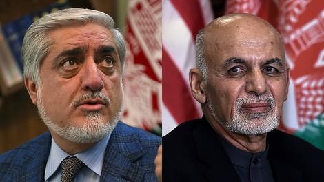 Afghanische Regierungskrise: Gibt es bald zwei Präsidenten?
