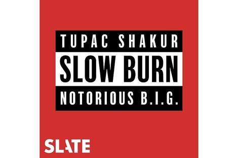 Tupac Shakur und Notorious B.I.G.: 8 Folgen Doku-Podcast mit ganz viel 90er HipHop-Geschichte