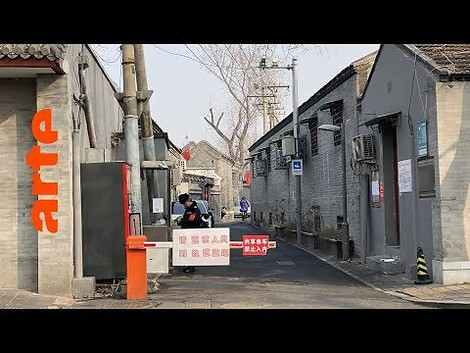 China und der Virus Freiheit