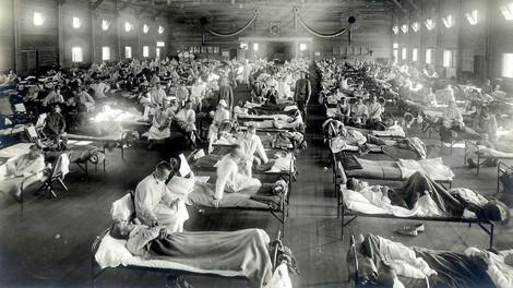 Die schlimmste Pandemie der Weltgeschichte