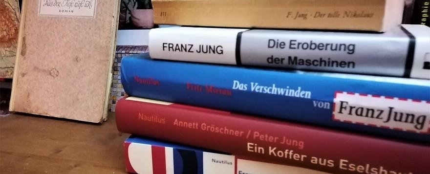 Mein kleiner Buchladen: Debüts – Aus der Tiefe rufe ich