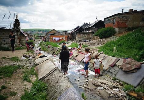 Vergessene Risikogruppe: Das Corona-Virus und die Roma