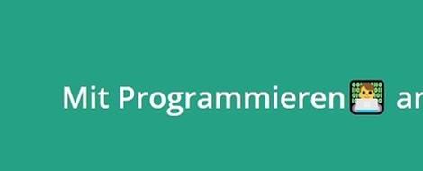 Corona-Frust mit dem Lernen von Programmieren entgegenwirken