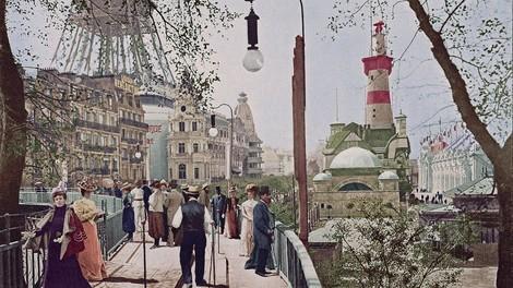 Gestern & Heute: Paris war um 1900 die erste globale City