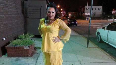 Covid-19-Nachruf auf die mexikanische trans Aktivistin Lorena Borjas