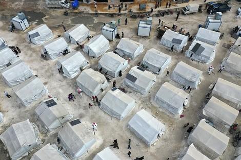 Die nächste Katastrophe: COVID-19 in Idlib