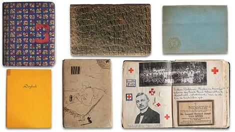 """""""Momentan sind wir wie Hunde, die alles essen"""": Niederländische Tagebücher aus dem Zweiten Weltkrieg"""