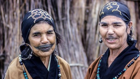 Japans indigene Ainu