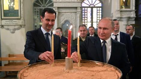 Verliert Russland die Geduld mit al-Assad?