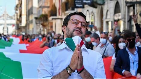 Warum Europas Rechte mit der autoritären Corona-Realität hadert