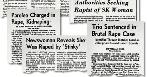 Wer sind die Männer, die vergewaltigen?