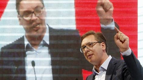 Wahlgroteske in Serbien: Ein Volk, ein Staat, ein Vučić