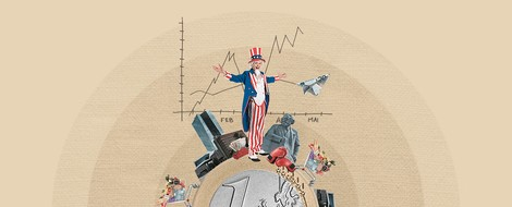 Die Kapitalismus-Religion in ihrem Lauf?